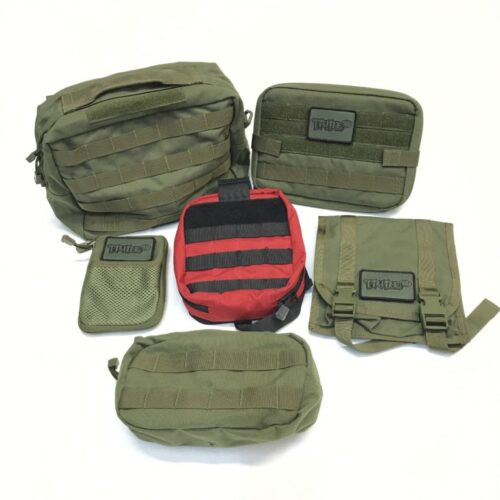 MOLLE BAGS